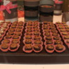 Beautiful handcrafted chocolates, Brussels -- each one a work of art