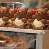 Chocolate teddy bears, Brussels