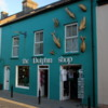 Dingle Town.  The Dolphin Shop