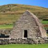 Gallarus Oratory, Dingle Peninsula, Ireland: This unique landscape is set into the pastoral landscape