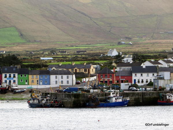 The town of Portmagee