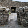 Entrance to Cahergal Fort, Ring of Kerry, Ireland