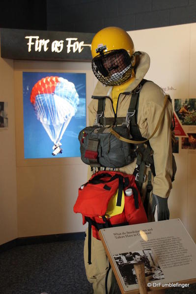 Missoula -- Smokejumper Visitor Center