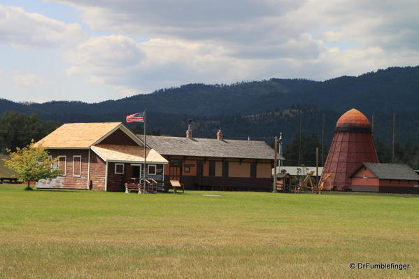 Missoula -- Fort Missoula
