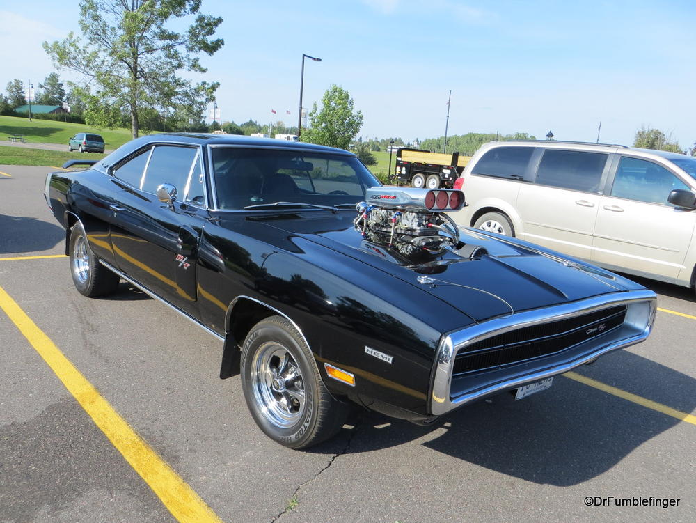 "Dodge Challenger 1969 Black >> ""Spotted on the Road"". Thunder Bay, Ontario, Canada 