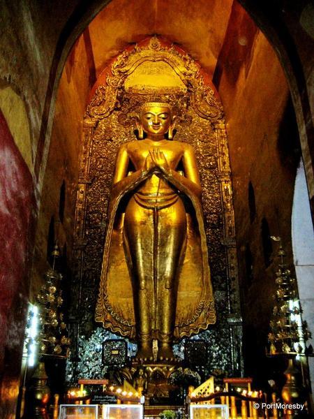 Portmoresby Burmese Buddhas POD 1