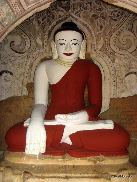 Portmoresby Burmese Buddhas POD 3