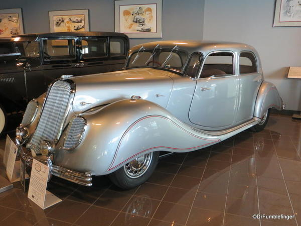 Panhard Dynamic, France, 1936-1939