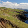 Views of Dingle peninsula from Beehives
