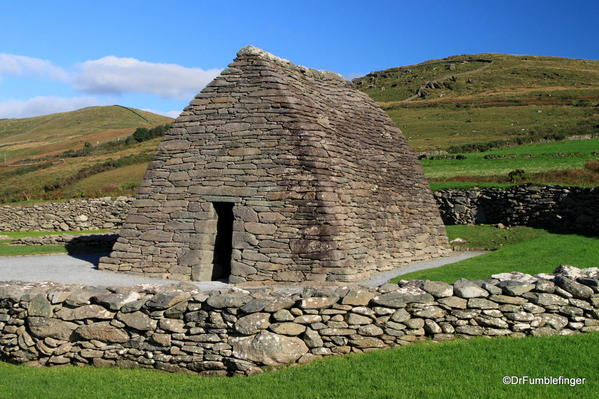 Dingle Peninsula, Gallarus Oratory