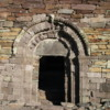 Dingle Peninsula, Kilmalkedar church entrance