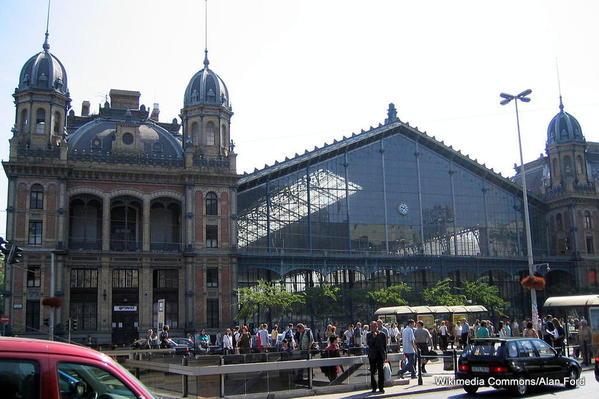 1-Budapest West Station