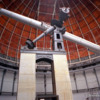 1-Inside the Observatory Dome