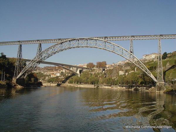 1-Maria Pia Bridge, Porto
