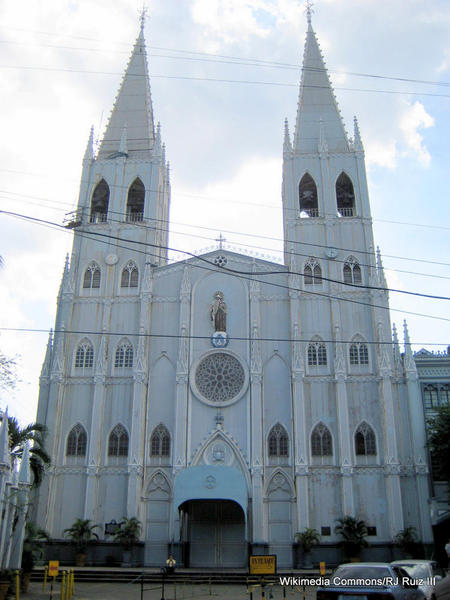 1-San Sebastian Basilica Manila
