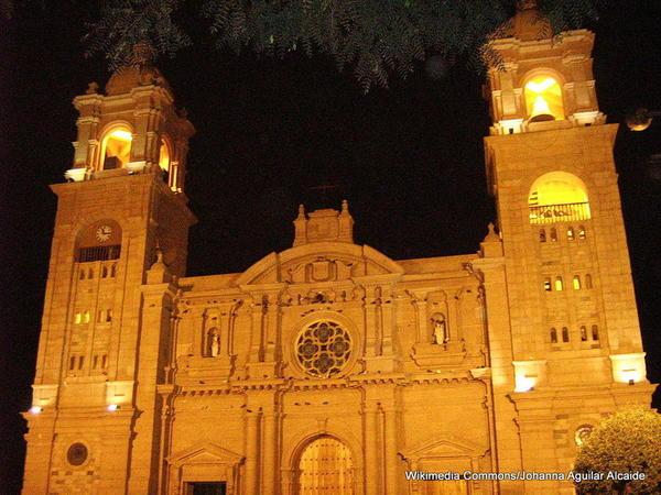 1-Cathedral in San Pedro de Tacna-001