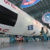 Apollo Saturn V Center. Rocket Display