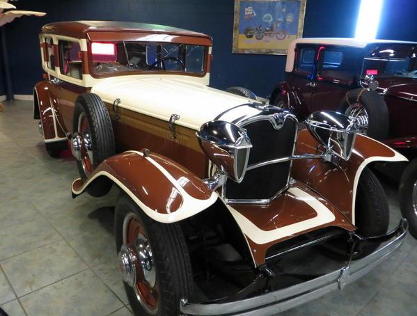 Tampa Bay Automobile Museum 2013 139 USA 1929 Ruxton
