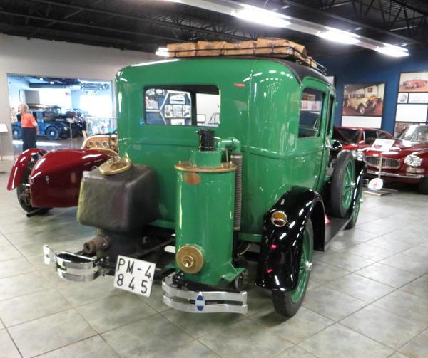 Tampa Bay Automobile Museum 2013 151 USA 1929 Ford Model A Gazogene