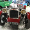 Tampa Bay Automobile Museum.  UK 1928 Alvis Model F D 12/75