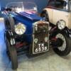 Tampa Bay Automobile Museum 2013.  1930 BSA Three Wheeler