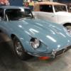 Tampa Bay Automobile Museum.  UK 1971 Jaguar E type 5.3