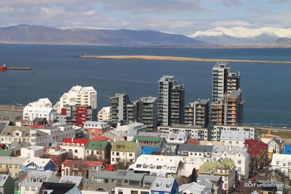 Reykjavik 05-2013-070 Views from Hallgrimskirkje