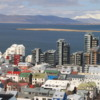 Views of Reykjavik from Hallgrimskirkje