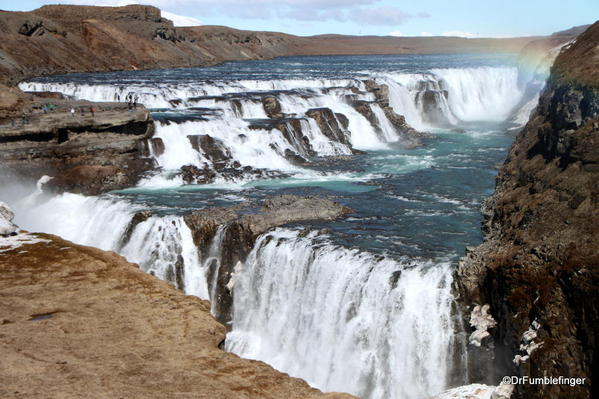 Iceland Golden Circle 2013 057 Gullfoss