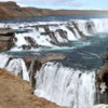Iceland Golden Circle. Gullfoss