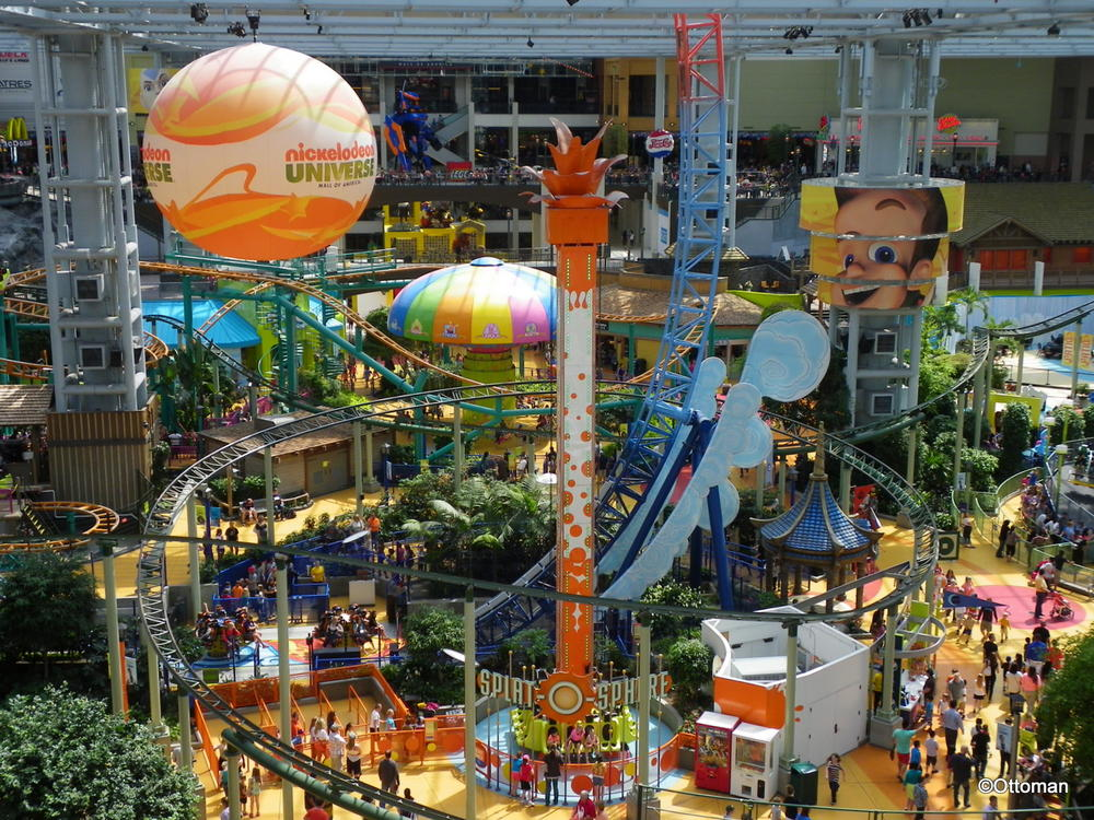 Gumbo S Pic Of The Day Dec 26 2013 Mall Of America