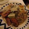 "Mahi Mahi ""Cayo Hueso"": Boneless fillet of Mahi Mahi marinated in citrus juices and grilled"