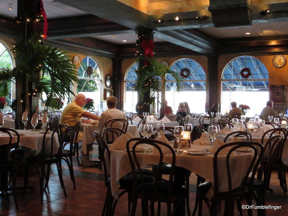 columbia restaurant sand key florida