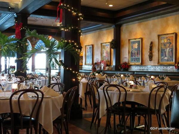 Interior, Columbia Restaurant, Clearwater Beach [Sand Key)