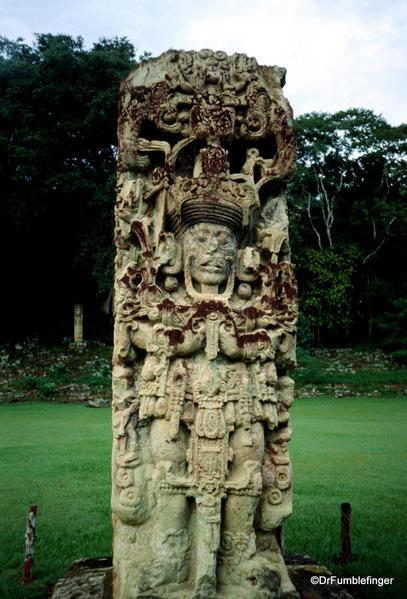 Guatemala-Honduras 113 Great Plaza Copan