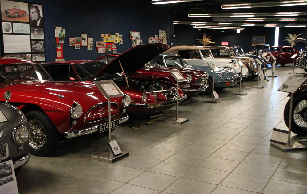 Tampa Bay Automobile Museum: 1) Museum Overview and its Czech ...