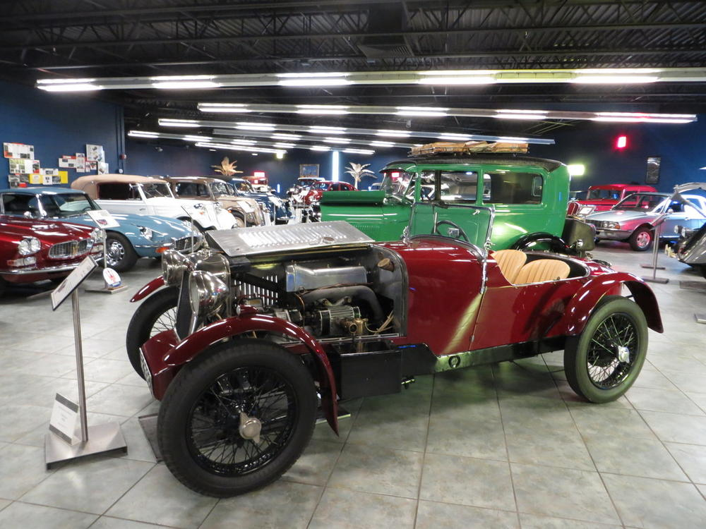 Tampa Bay Automobile Museum 2013 005b Overview ...
