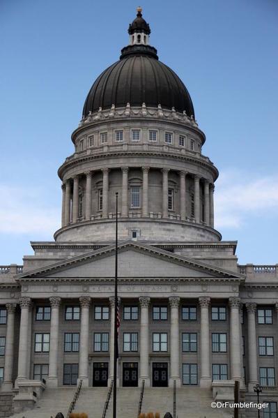 Salt Lake City State Capitol 2
