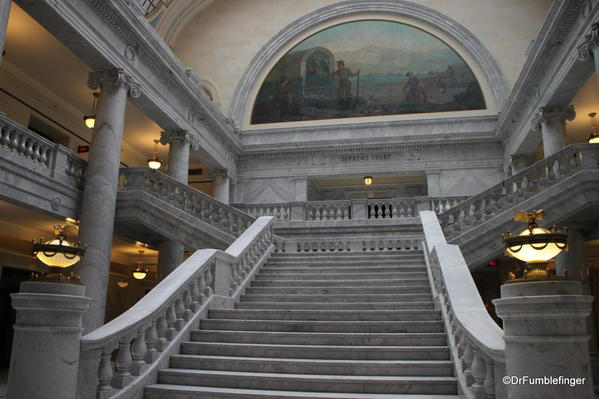 Salt Lake City State Capitol 3