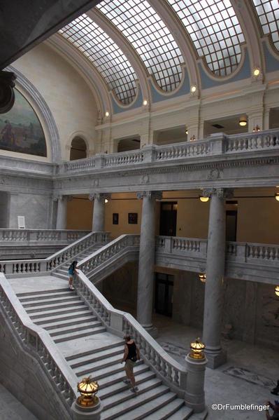 Salt Lake City State Capitol 4