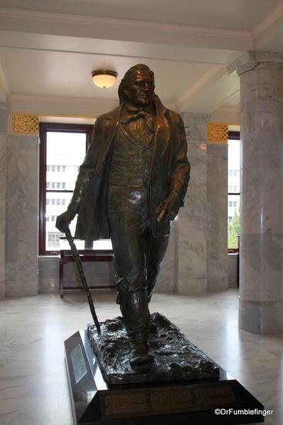 Salt Lake City State Capitol 7