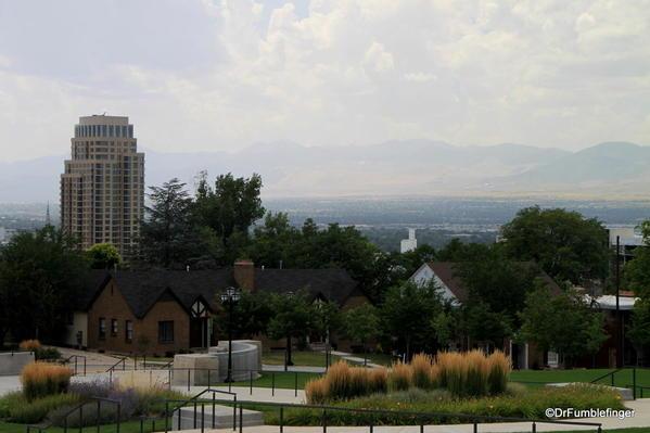 Salt Lake City State Capitol 8