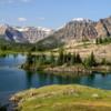 Rock Isle Lake, Sunshine Meadows: One of the most beautiful subalpine regions in the Canadian Rockies