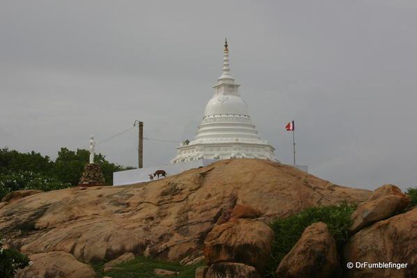 Kirinda -- Stupa