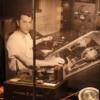 Sam Phillips in the recording studio