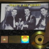 """Bill Black, Elvis Presley and Scotty Moore: """"That's All Right"""" was  officially released July 19, 1954"""