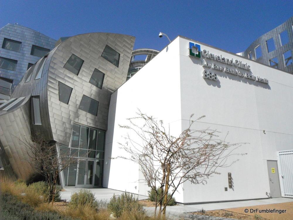 Where Gumbo Was 16 Cleveland Clinic Las Vegas Nevada