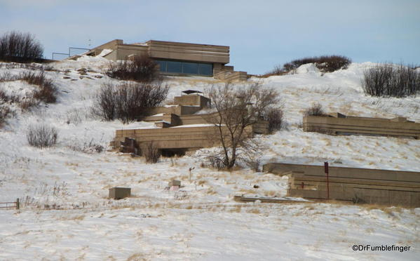 Head-Smashed-In-Buffalo Jump Interpretive Center