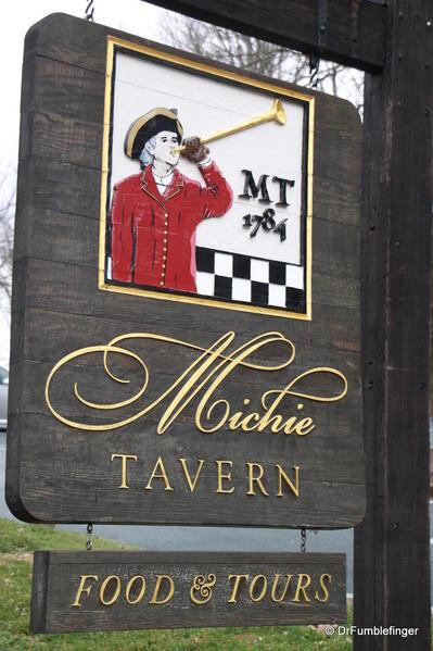 Michie Tavern, Charlottesville, VA