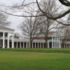 University of Virginia, Pavilions and Lawns
